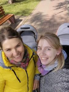 На курсах подготовки к родам в Домодедово, можно найти подруг!